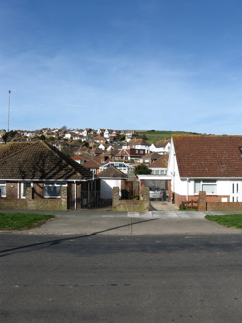 North Western Edge of Saltdean