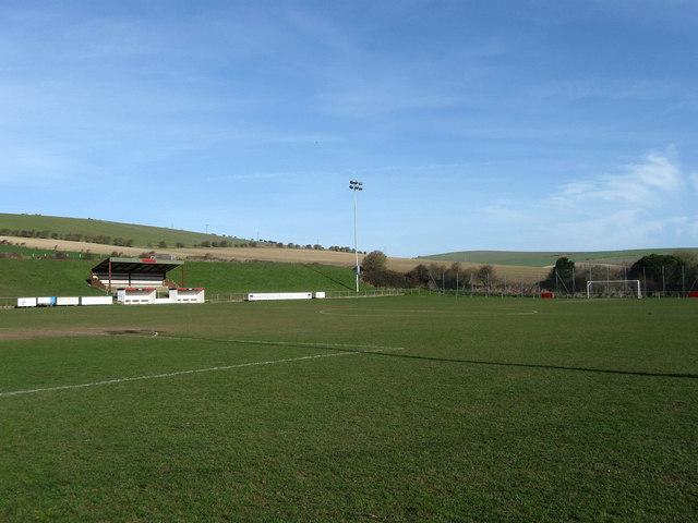 Hill Park, Saltdean United FC