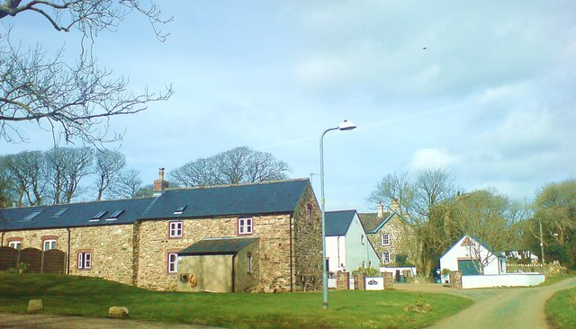 Brimaston Grange Farm conversions