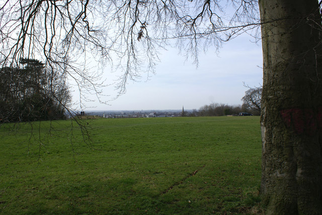 Campion Hills recreation ground