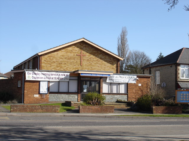Colchester Road baptist church