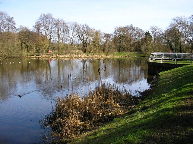 Sandhurst Lake