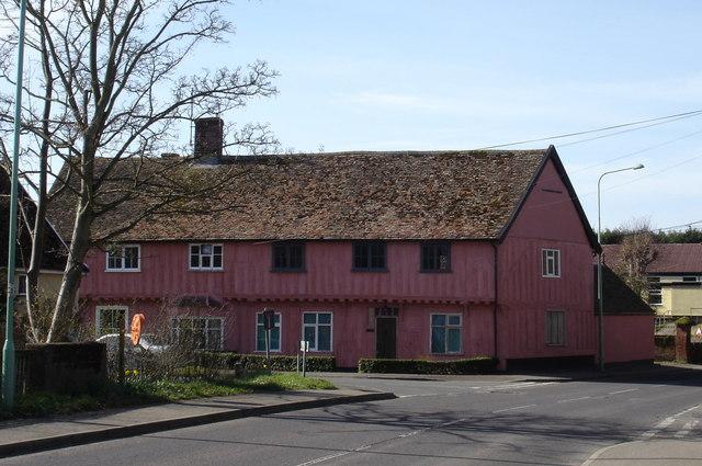 Old house, Bramford