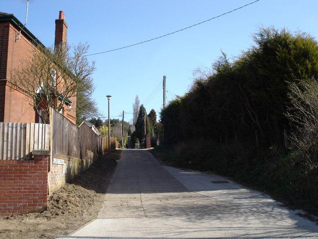 Hillcrest Approach, Bramford