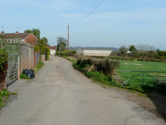 Tanyard Lane, Ross-on-Wye