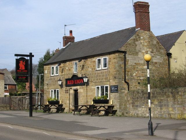 Shirland - Red Lion