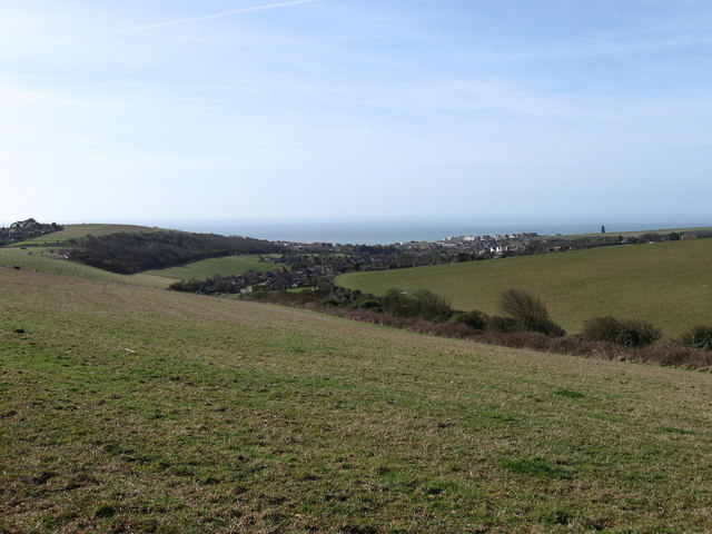 Downland Above Rottingdean