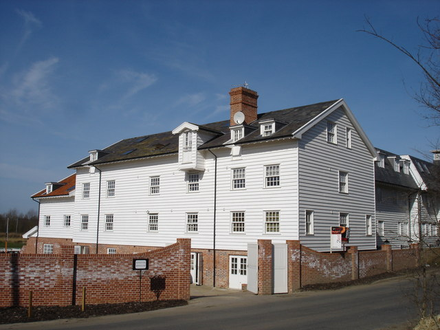 Rushbrook Mill, Paper Mill Lane