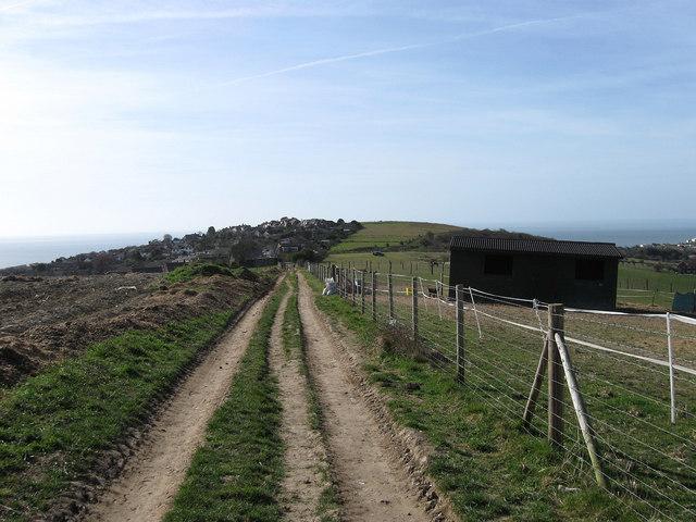 Bridleway to Saltdean