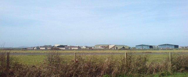 Brawdy airstrip