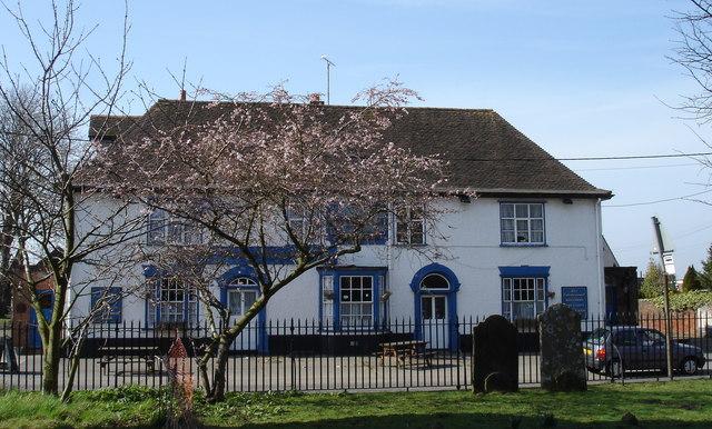 Pub on Main Road, Trimley