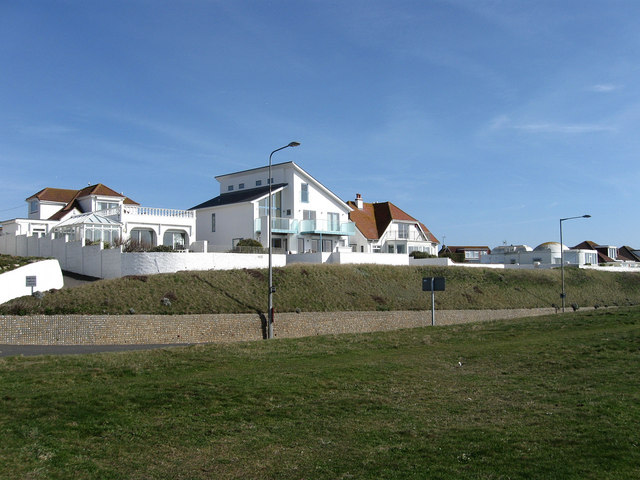 Houses, Marine Drive