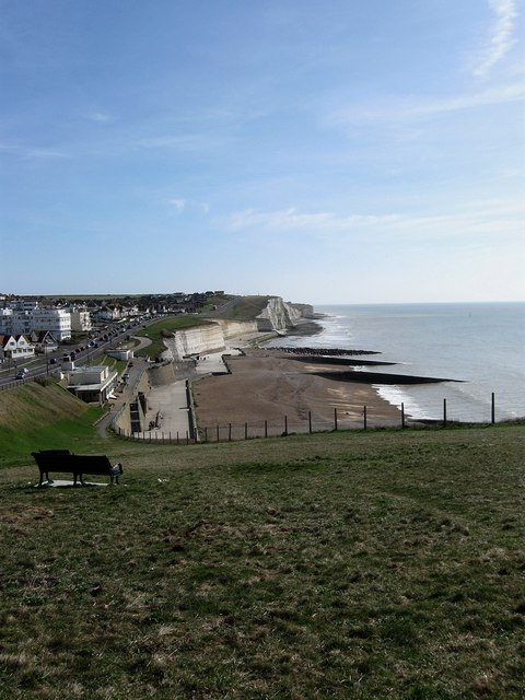 Down to Saltdean Gap
