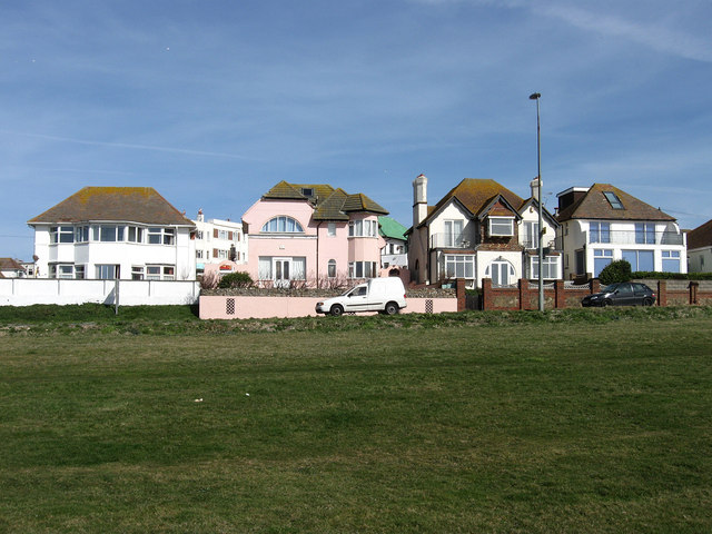 Houses, South Coast Road