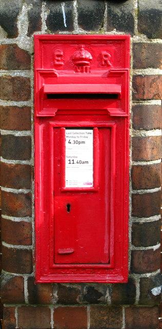 Cattal Post box
