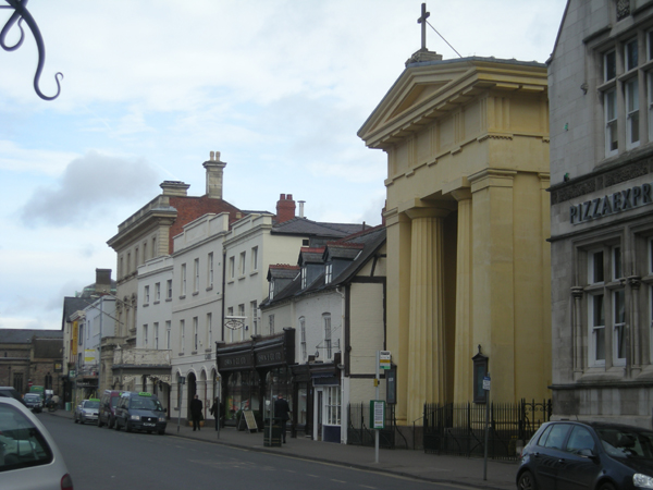 Broad St, Hereford