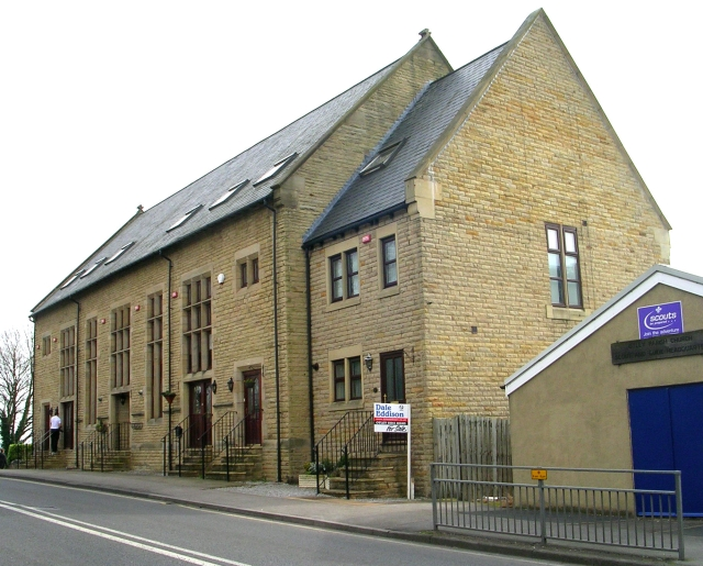 All Saints Church Hall & Sunday School - Burras Lane