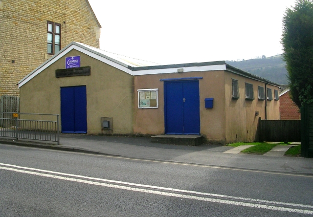 Otley Parish Church Scouts & Guides HQs - Burras Lane