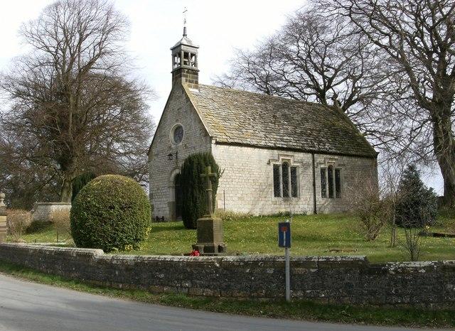 Sproxton St Chad's Church