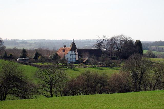 Hammonds Oast, Smiths Lane, Goudhurst, Kent