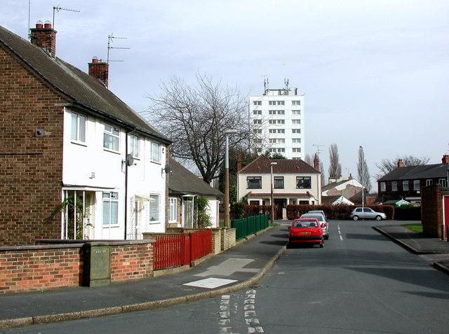 Benedict Road, Hull