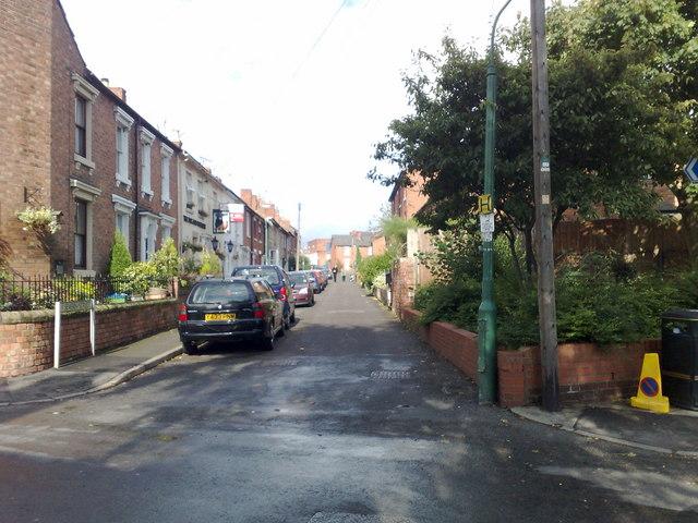 Severn Street