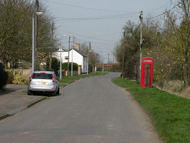 K6 phone box at Long Meadow