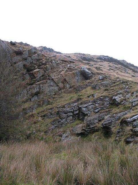 Quarry, Pen y Bwlch