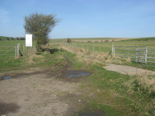 Byway, restricted by military regulations