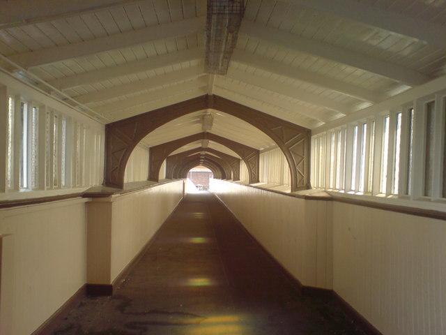 The Dana Foot bridge