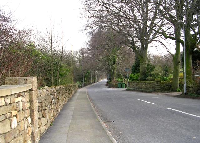Birdcage Walk - West Chevin Road