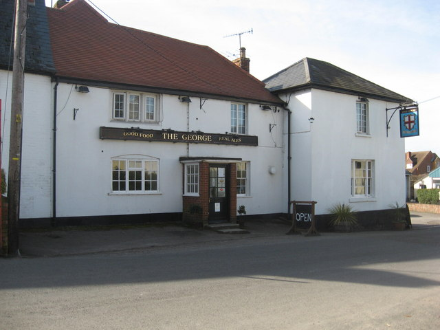 The George Inn, Maddington