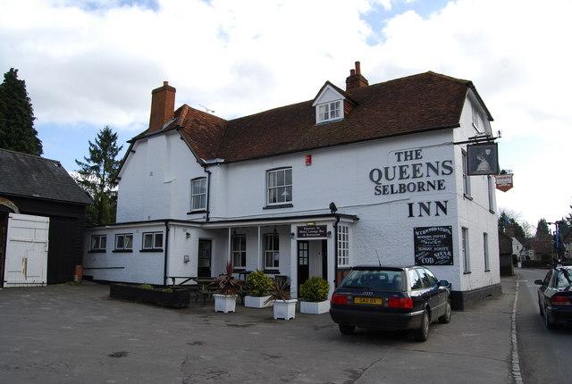 The Queen's Inn, Selborne