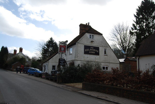 The Selborne Arms, Selborne