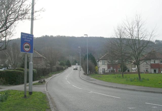 West Chevin Road - Bradford Road