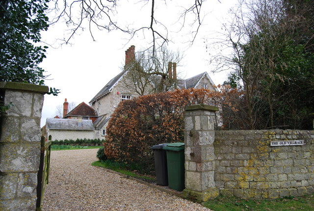 The Old Vicarage, Selborne