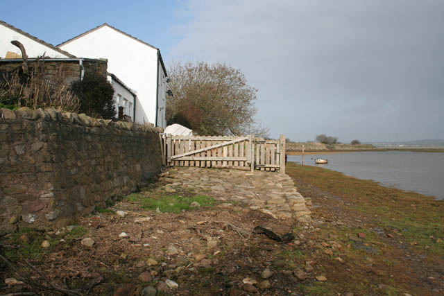 Ferry Cottage, Bazil Point