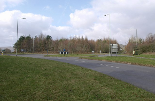 Roundabout, Marley Head