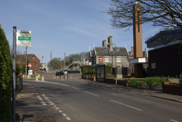 Station Road, Thetford