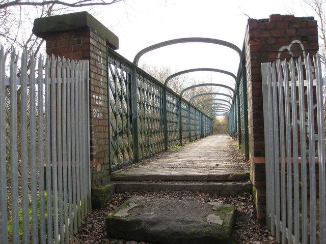 Padley Wood Bridge (TCC-80)