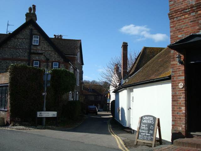 Whipping Post Lane, Rottingdean, East Sussex