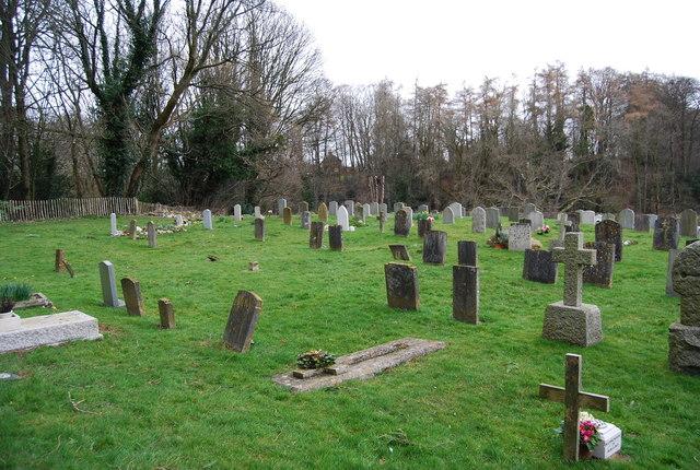 The Graveyard, St Mary's, Selborne