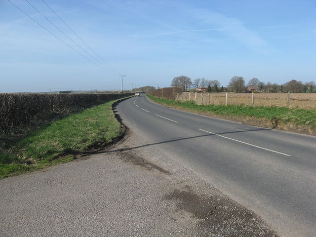 The Packway, B3086, adjacent to Middle Farm