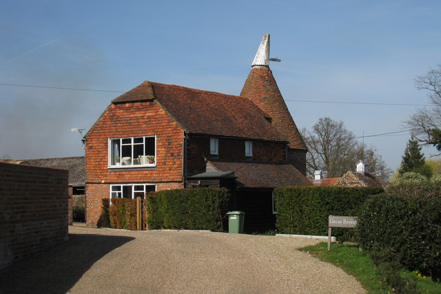 The Oast, Smalls Farm, School House Lane, Horsmonden, Kent
