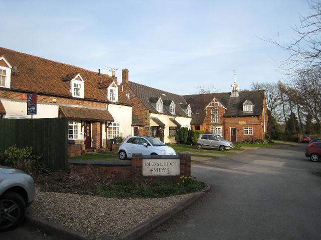 Former Lillington Infant School