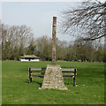 TL5562 : Swaffham Bulbeck Village S--oh! by Keith Edkins