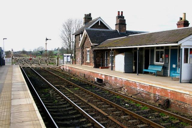 Kirk Hammerton Station