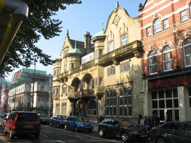 The Philharmonic Dining Rooms, Hope Street