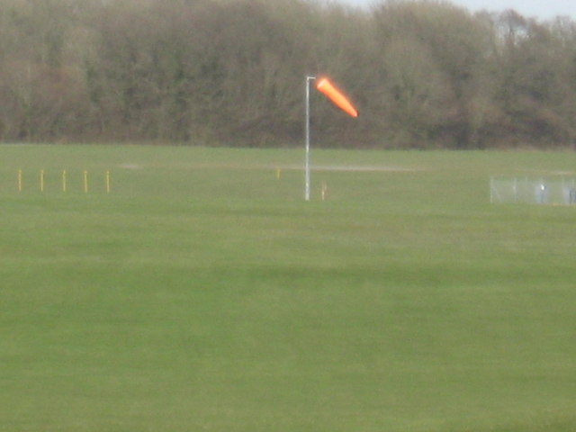 Windsock Middle Wallop airfield