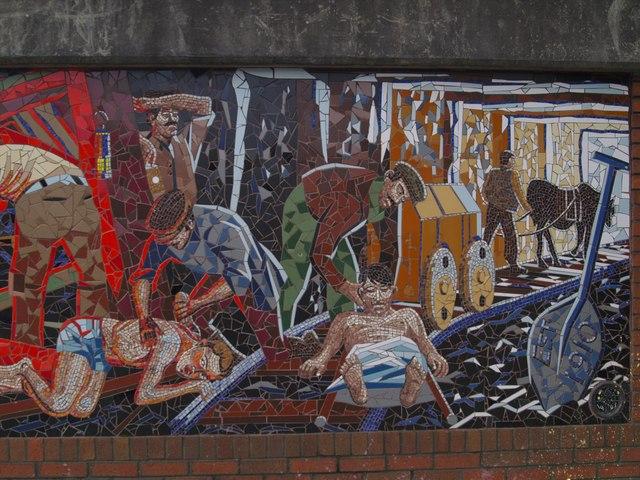 Crumlin mural